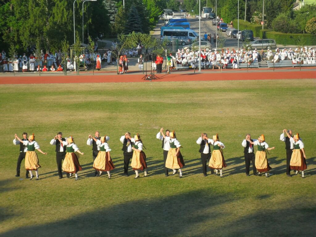 Saksa tants